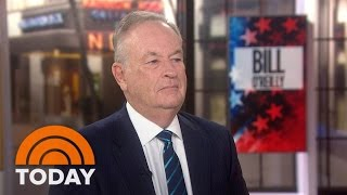 Bill O'Reilly On Hillary Clinton Health Scare: 'I Don't Understand The Secrecy'   TODAY