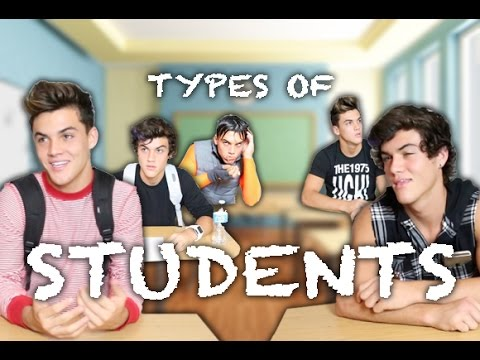 Thumbnail: TYPES OF STUDENTS