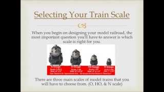 Which Model Train Scale is Right for You HO, N, O Scale for your train set