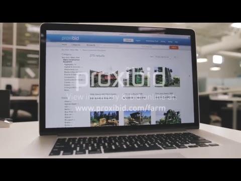 Joey Martin Auctioneers Heavy Equipment & Farm Equipment Live Stream