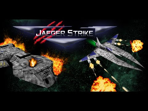 Jaeger Strike - Top Down Space Shooter - Game Trailer