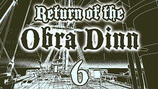 BABY Z SZALUPY | Return of the Obra Dinn [#6]