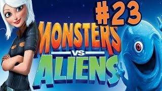 Monsters vs. Aliens - Walkthrough - Part 23 - More Aliens (PC) [HD]