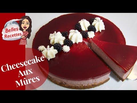 cheesecake-aux-mÛres---facile---belles-recettes