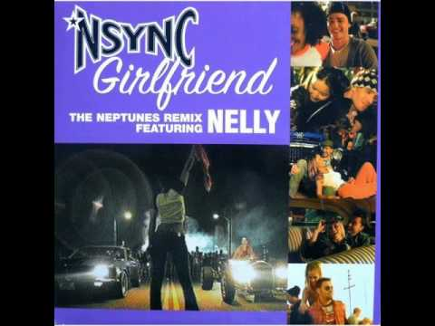 *NSYNC  Girlfriend The Neptunes Remix feat Nelly