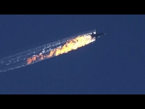 TURKEY SHOOTS DOWN RUSSIAN PLANE WHILE OBAMA WORRIES ABOUT CLIMATE CHANGE. WORLD WAR 3.