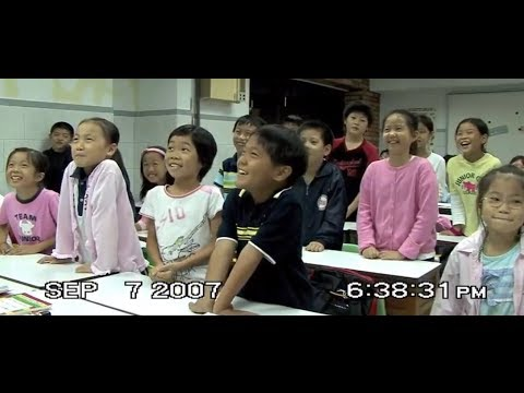 Teaching Beginner Children English in Taipei Taiwan - Lesson 4