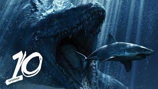 Najbardziej przerażające prehistoryczne stwory!