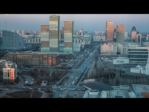 Kazakhstan Economy Hit by Virus, Drop in Oil Prices