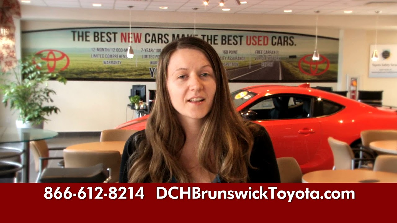 This Is Us! At DCH Brunswick Toyota