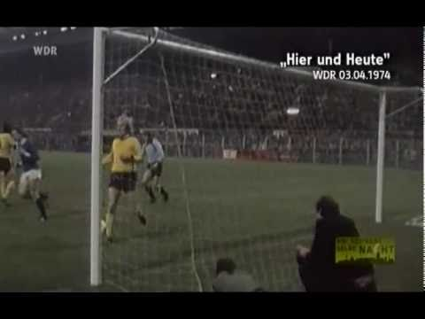 BVB -  Westfalenstadion-Eröffnung 1974