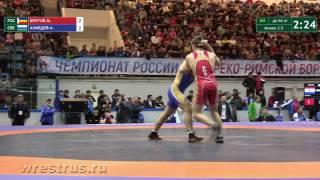 66 кг. Бронза. Михаил Бритов - Азамат Ахмедов