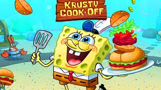 SpongeBob: Krusty Cook-Off Gameplay Walkthrough Part 1 - Cooking Like A Pro