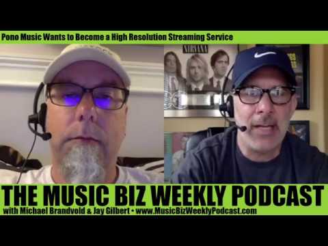 Ep. 262 Pono Music Wants to Become a High Resolution Steaming Service