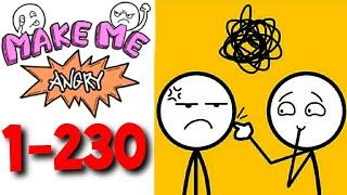 Jawaban Game MAKE ME ANGRY All Level 1 - 230