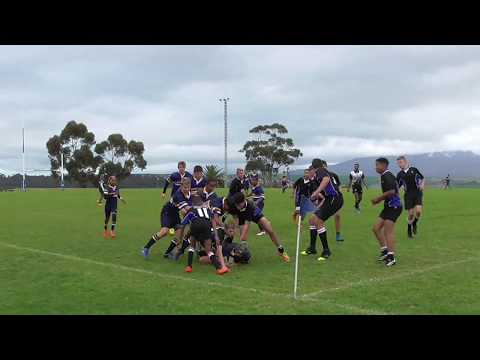 u14 A Rugby Hugenote vs Overberg