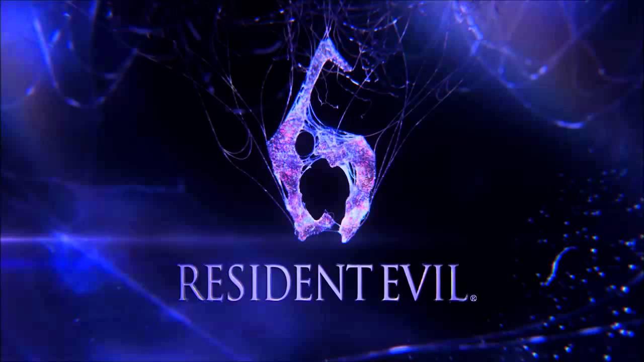 Resident Evil 6 Elicottero : Resident evil logo youtube