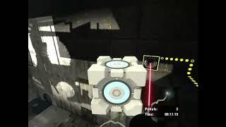 Portal 2: ricochet 36.86s (xbox 360)