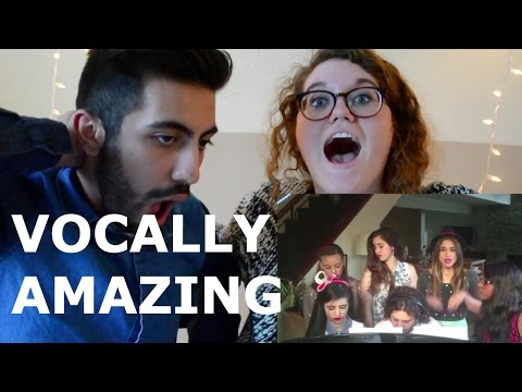 FIFTH HARMONY'S RED COVER (REACTION)