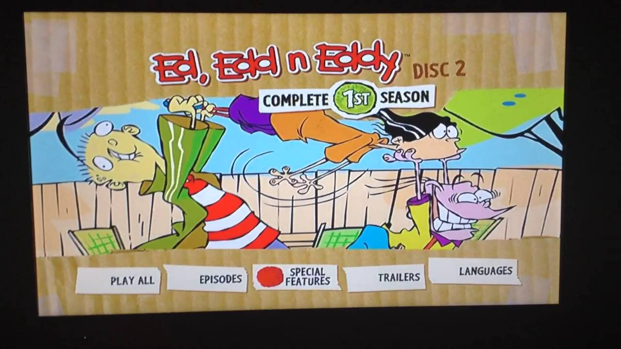 ed edd n eddy complete series dvd
