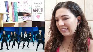 #reaction Monsta X #39FOLLOW#39 MV vdeo #4
