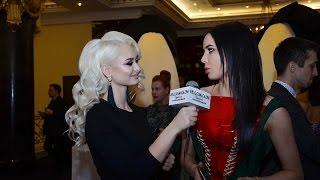 "Анастасия Решетова на премии Fashion TV ""Fashion New Year Awards 2017"""