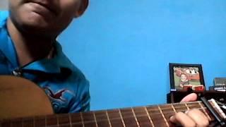 Tutorial en guitarra de Tus latidos-calibre 50