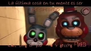 - Five Nights at Freddy s 3 Rap Another Five Nights Animation Sub. Espaol