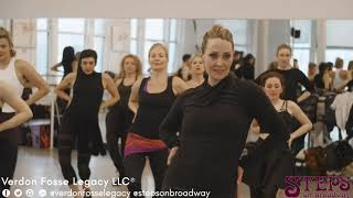 Verdon Fosse Legacy LLC | Jan 20 - 26 2020 | Steps on Broadway