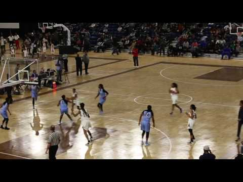 National Christian Academy's Jaala Henry #12 Highlights (Class of 2017)