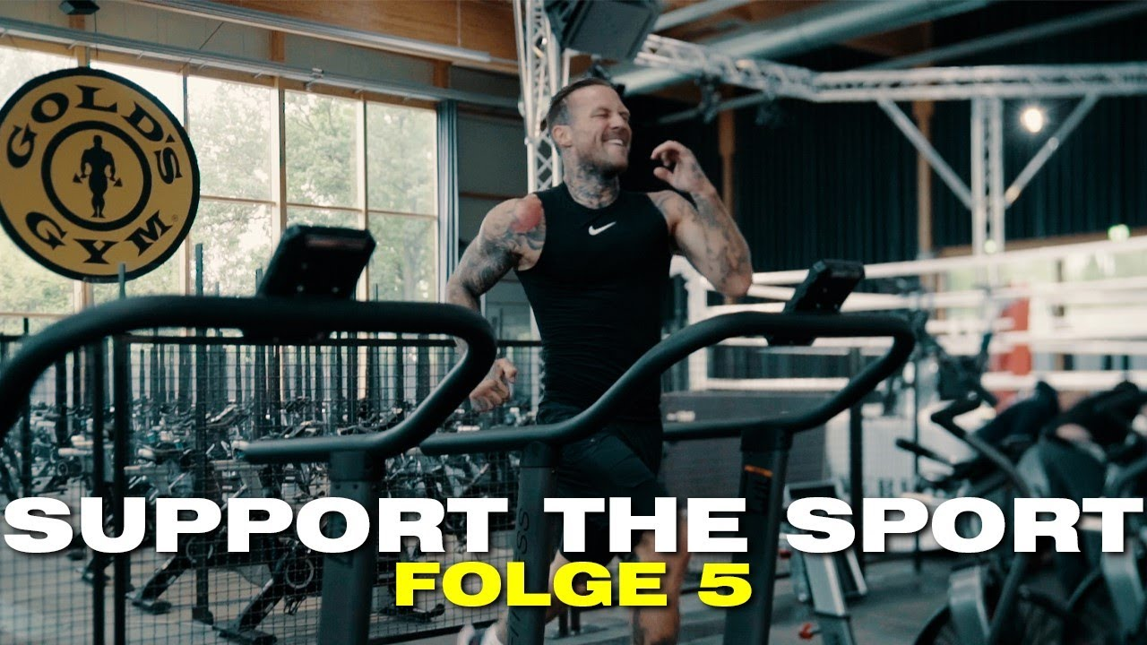 SUPPORT THE SPORT (FOLGE 5)