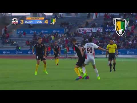 GOLES Venados FC Yucatán Clausura 2017