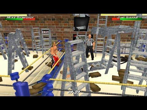 nL Live - Wrestling Revolution 3D on Steam!
