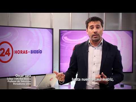 Óscar Jara: Profesor UDD y Editor TVN Red BioBío