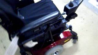 Power scooter/wheelchair 2012