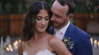 Rebecca & Justin | Santa Barbara Backyard Wedding