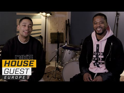 Loyle Carner's Home Studio | Houseguest With Patrice Evra | The Players' Tribune