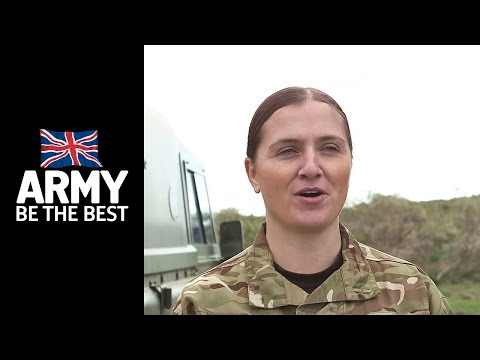 Interview with Corporal Gilbert - Royal Military Police - Army Life - Army Jobs