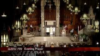 PRAYER VIGIL FOR FR. BENEDICT JOSEPH GROESCHEL, CFR - 2014-10-09