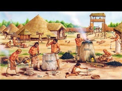 Неолит и неолитическая революция (подборка эфиров)