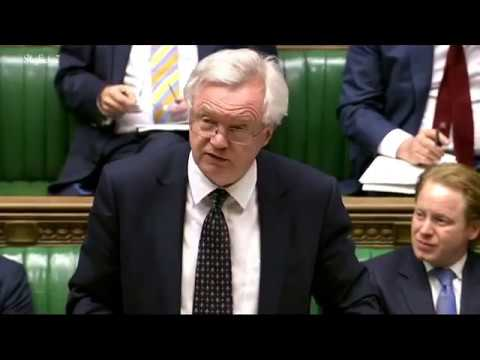 BrExit: Repeal Bill - European Union (Withdrawal) Bill