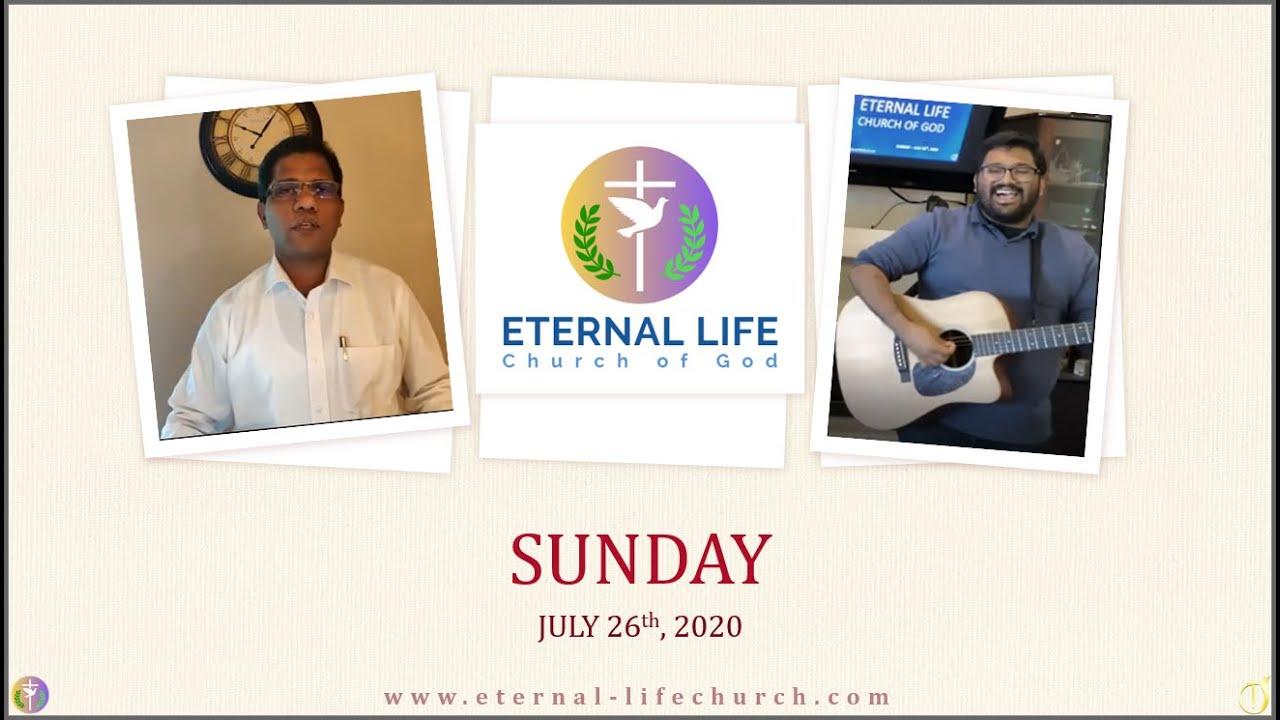 Sunday Worship Set - 7/26/2020