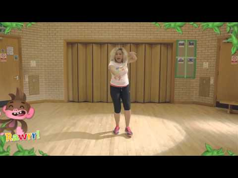 Jungle Boogie – Zumba for Kids