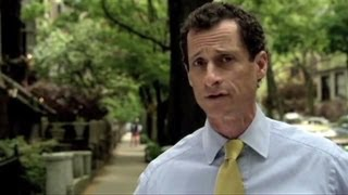 Anthony Weiner leads Democrats in race for NYC mayor