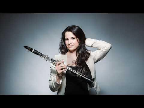 Jean Francaix: clarinet concerto