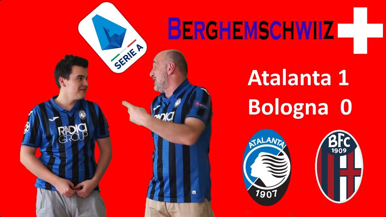 Atalanta Bologna 1 0 live reactions - RECORD SU RECORD - CHE SQUADRA  RAGAZZI!!! - YouTube