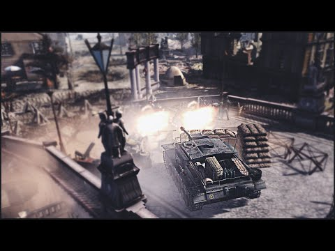 EPIC SIEGE OF BERLIN - RobZ Realism Mod Gameplay