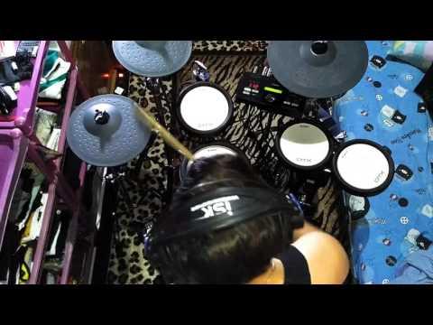 Drum Cover Mutya Lorenza - Tebar Pesona Part 1