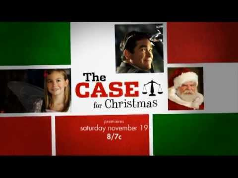 hallmark channel the case for christmas premiere promo - The Case For Christmas