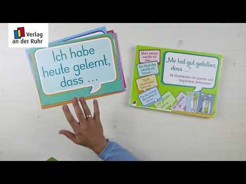 Impulskarten Für Gezielte Und Begründete Reflexionen Im Unterricht